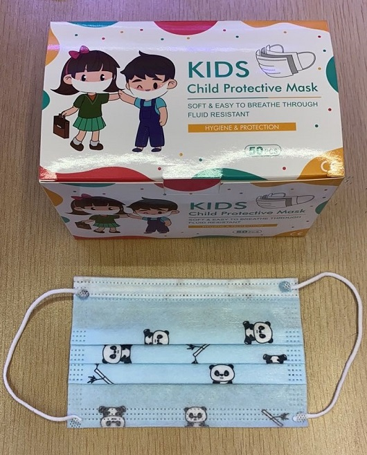 Kids Mask - 3 Ply