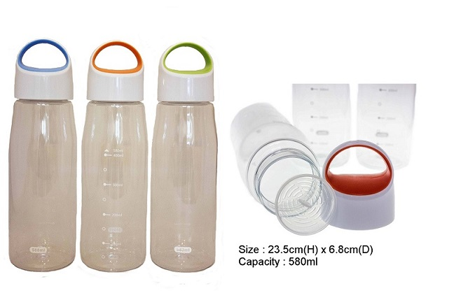 Tritan Water Bottle - 580