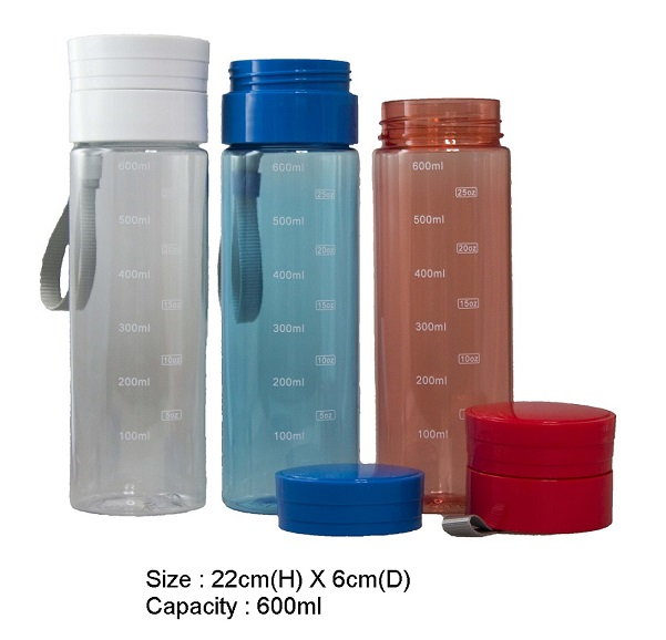 Tritan Water Bottle - 650